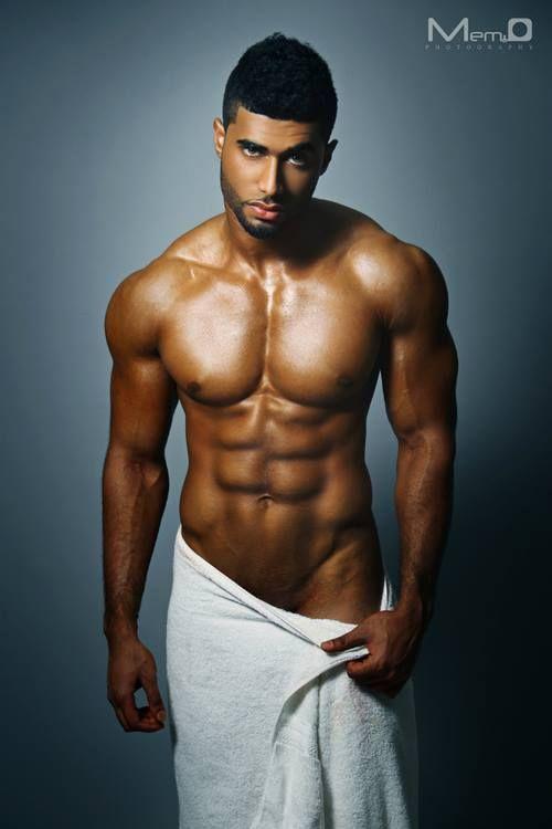 sexy black man 3