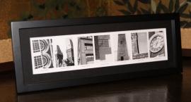 Buffalo Photo Alphabet