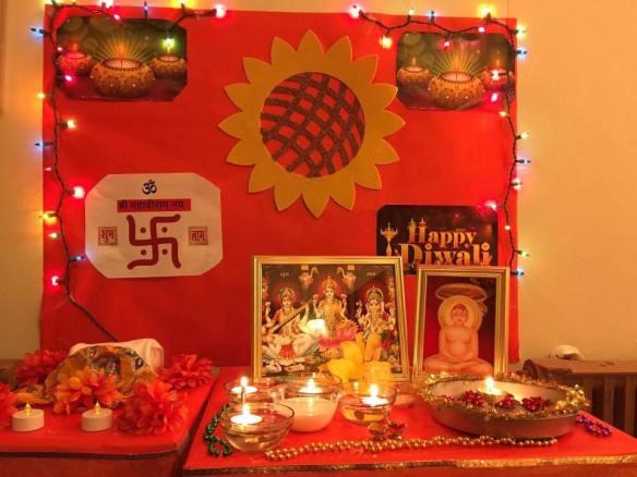 Diwali board