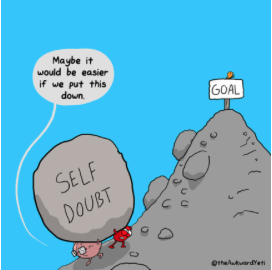 self doubt hill